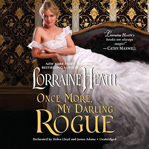9781483041698: Once More, My Darling Rogue (Scandalous Gentlemen of St. James series, Book 2)