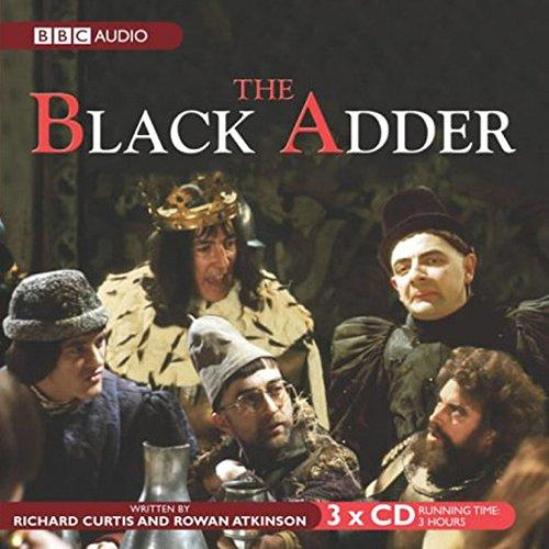9781483042749: The Black Adder (Audio Theater Dramatization)
