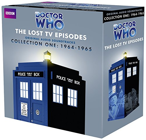 9781483044446: Doctor Who: The Lost TV Episodes, Collection 1, 1964 -1965 (Original TV Audio Soundtracks)