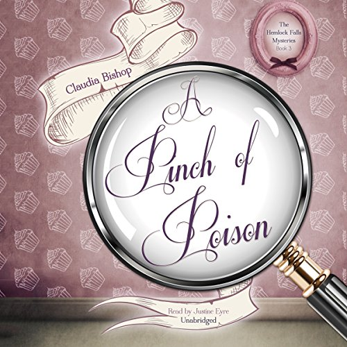 A Pinch of Poison -: Claudia Bishop