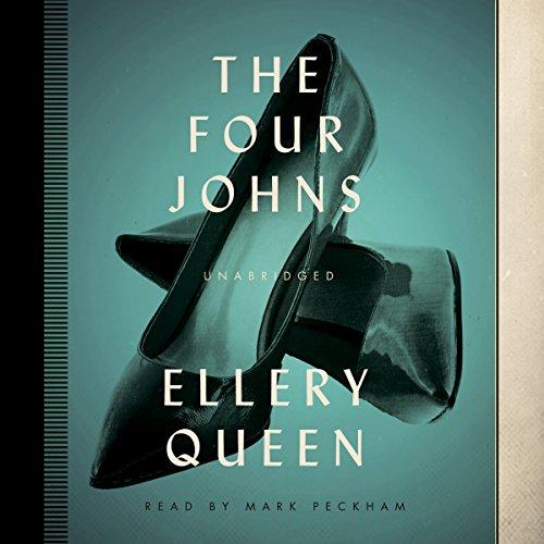 9781483048451: The Four Johns (Ellery Queen Mysteries) (Ellery Queen Mysteries (Audio))