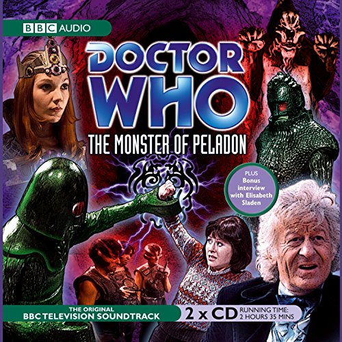 9781483049472: Doctor Who: The Monster of Peladon (Full-Cast Audio Soundtrack)