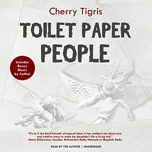 9781483050058: Toilet Paper People: Library Edition, Includes Bonus Music CD by Author