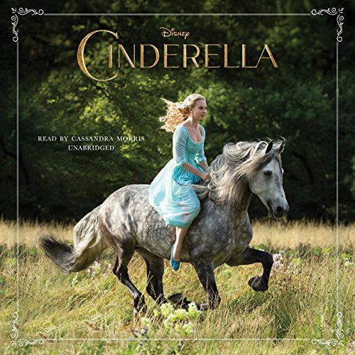 Cinderella: The Junior Novel: Disney Press