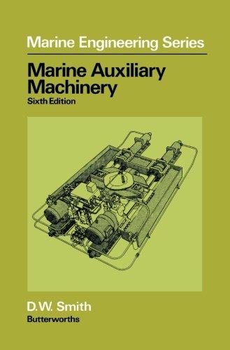 9781483106359: Marine Auxiliary Machinery