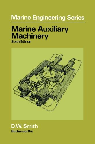 9781483106359: Marine Auxiliary Machinery
