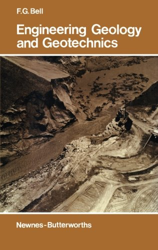 9781483108636: Engineering Geology and Geotechnics