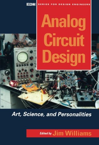 9781483108650: Analog Circuit Design: Art, Science, and Personalities