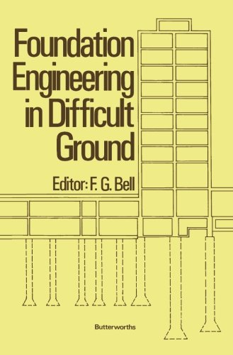 9781483108667: Foundation Engineering in Difficult Ground