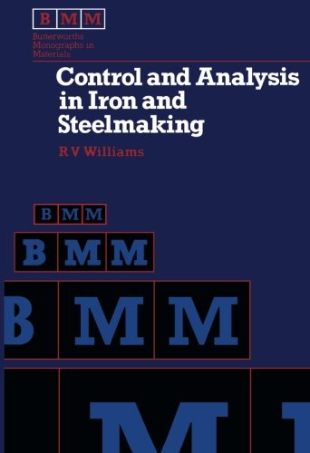 9781483109282: Control and Analysis in Iron and Steelmaking