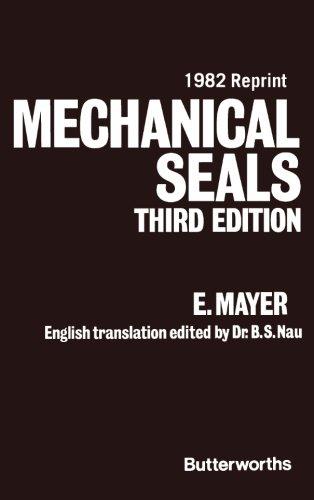 9781483112060: Mechanical Seals