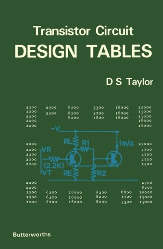9781483112084: Transistor Circuit Design Tables