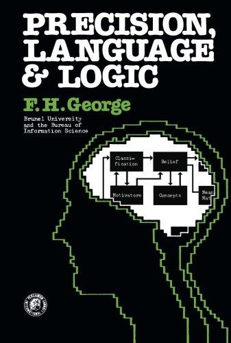 9781483113012: Precision, Language and Logic