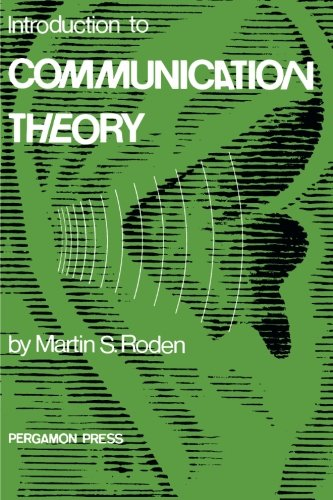 9781483113142: Introduction to Communication Theory