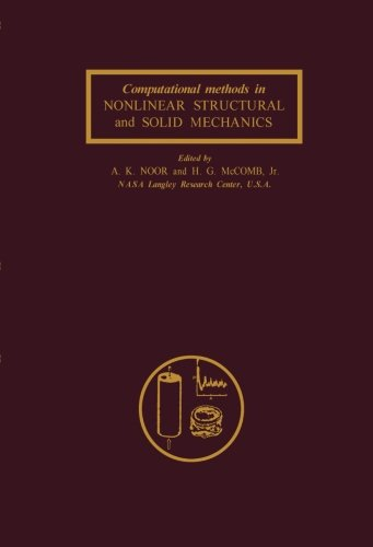 9781483113227: Computational Methods in Nonlinear Structural and Solid Mechanics: Papers Presented at the Symposium on Computational Methods in Nonlinear Structural and Solid Mechanics