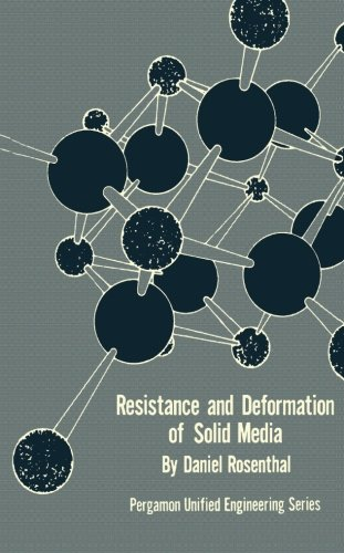 9781483113296: Resistance and Deformation of Solid Media: Pergamon Unified Engineering Series