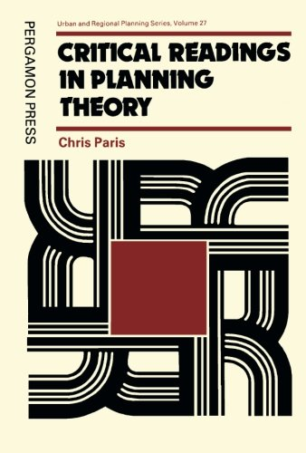 9781483114125: Critical Readings in Planning Theory: Urban and Regional Planning Series (Volume 27)