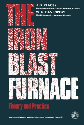 9781483114361: The Iron Blast Furnace: Theory and Practice