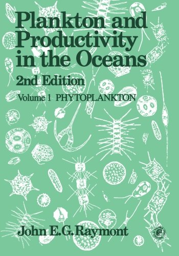 9781483114392: Phytoplankton: Plankton and Productivity in The Oceans (Volume 1)