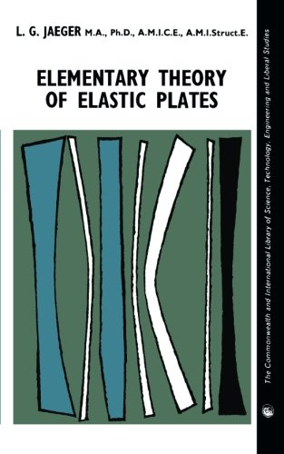 Elementary Theory of Elastic Plates: The Commonwealth and International Library: Structures and ...