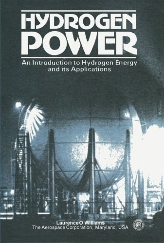 9781483114903: Hydrogen Power: An Introduction to Hydrogen Energy and Its Applications