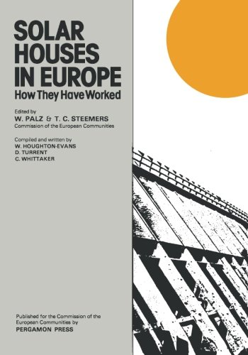 9781483114927: Solar Houses in Europe: How they have Worked