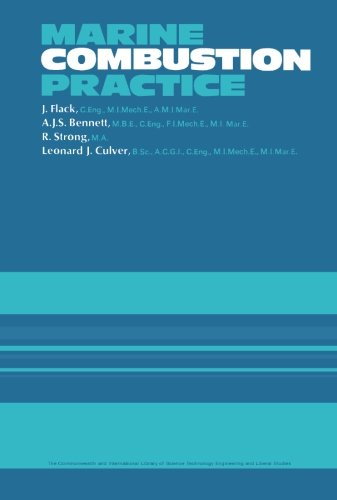 9781483115429: Marine Combustion Practice: The Commonwealth and International Library: Marine Engineering Division