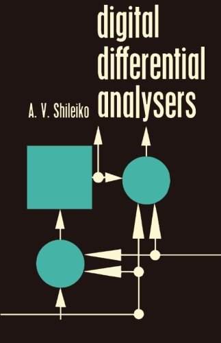 9781483115795: Digital Differential Analysers: International Series of Monographs on Electronics and Instrumentation