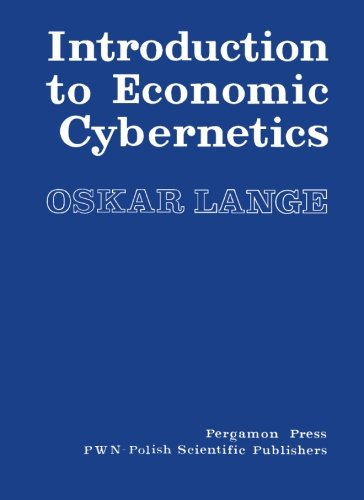 9781483116280: Introduction to Economic Cybernetics