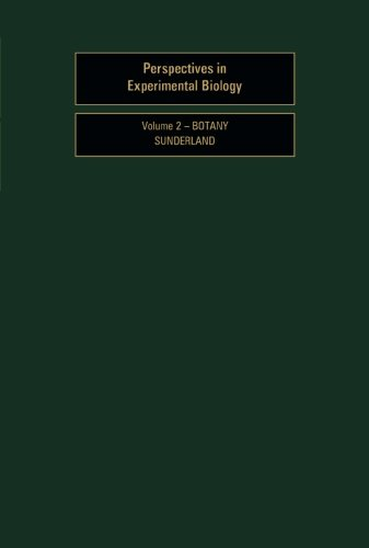 9781483116754: Botany: Proceedings of the Fiftieth Anniversary Meeting of the Society for Experimental Biology (Volume 2)