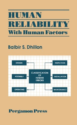 9781483116877: Human Reliability: With Human Factors