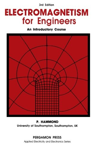 9781483117362: Electromagnetism for Engineers: An Introductory Course