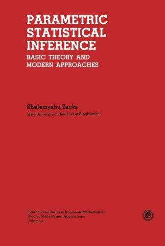 9781483118079: Parametric Statistical Inference: Basic Theory and Modern Approaches