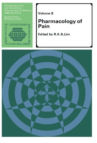 9781483122861: Pharmacology of Pain: Proceedings of the First International Pharmacological Meeting, Stockholm, 22-25 August, 1961 (Volume 9)