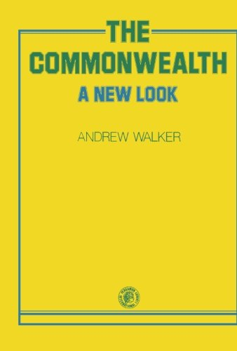 9781483124568: The Commonwealth: A New Look