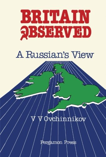 9781483124995: Britain Observed: A Russian's View
