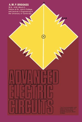 9781483126845: Advanced Electric Circuits: The Commonwealth and International Library: Applied Electricity and Electronics Division
