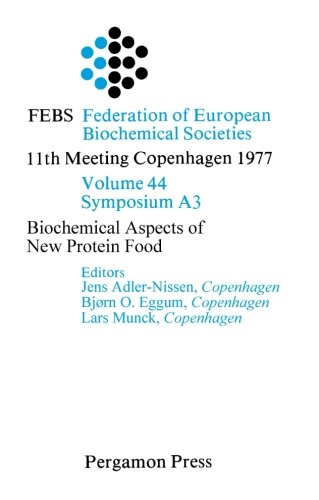 9781483127637: Biochemical Aspects of New Protein Food: Symposium A3
