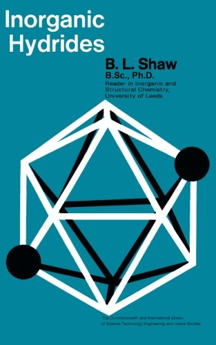 9781483127903: Inorganic Hydrides: The Commonwealth and International Library: Chemistry Division