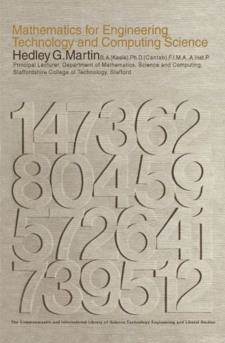 9781483127958: Mathematics for Engineering, Technology and Computing Science: The Commonwealth and International Library: Electrical Engineering Division