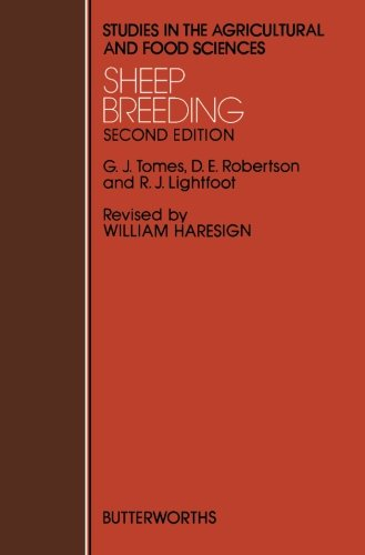 9781483129716: Sheep Breeding: Studies in the Agricultural and Food Sciences