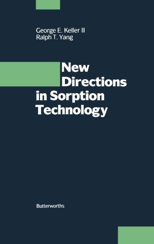 9781483129907: New Directions in Sorption Technology