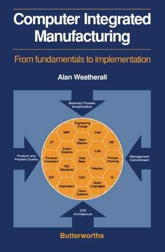 9781483130996: Computer Integrated Manufacturing: From Fundamentals to Implementation