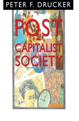 9781483131214: Post-Capitalist Society