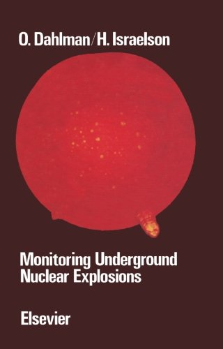 9781483132747: Monitoring Underground Nuclear Explosions