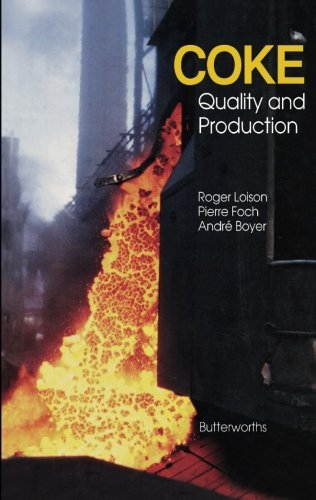 Coke: Quality and Production: Roger Loison