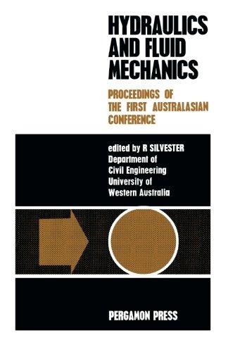 9781483132976: Hydraulics and Fluid Mechanics