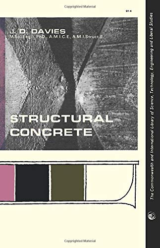 9781483169392: Structural Concrete: The Commonwealth and International Library: Structures and Solid Body Mechanics Division