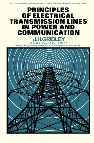 9781483170220: Principles of Electrical Transmission Lines in Power and Communication: The Commonwealth and International Library: Applied Electricity and Electronics Division
