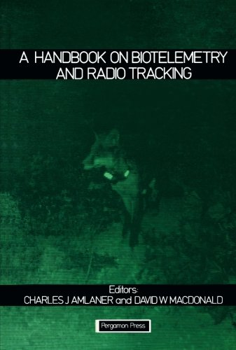 9781483173504: A Handbook on Biotelemetry and Radio Tracking: Proceedings of an International Conference on Telemetry and Radio Tracking in Biology and Medicine, Oxford, 20-22 March 1979